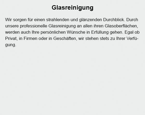 Glasreinigung bei  Bechtolsheim, Undenheim, Spiesheim, Schornsheim, Biebelnheim, Gau-Odernheim, Gabsheim oder Dolgesheim, Framersheim, Ensheim