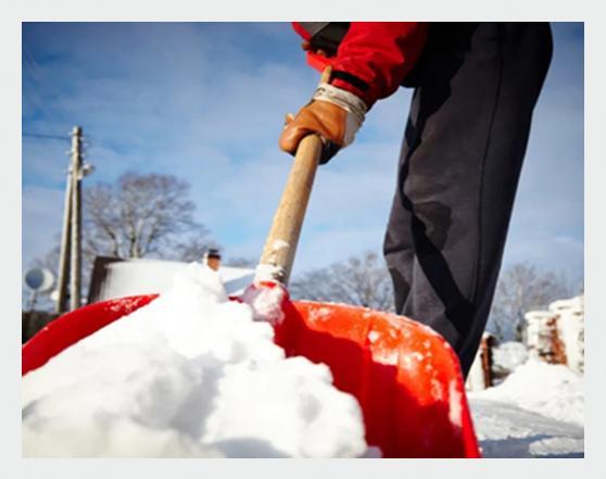 Schneebeseitigung für  Alsheim